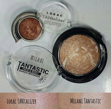 LORAC TANtalizer Baked Bronzer uploaded by Christina G.