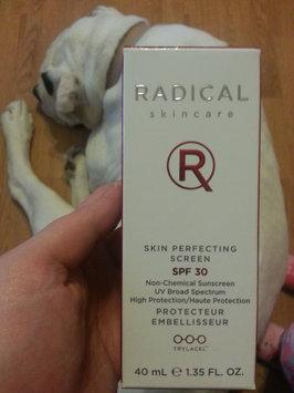 Radical Skincare Skin Perfecting Screen SPF 30 1.35 oz uploaded by Keisha N.