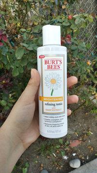 Burt's Bees Refining Tonic - Brightening - 6 oz uploaded by Brenda B.