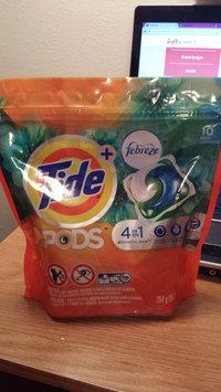 Photo of Tide PODS® Plus Febreze™ Laundry Detergent uploaded by Frances M.