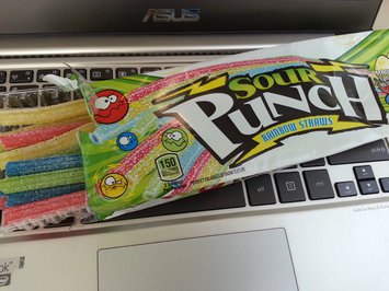 Sour Punch® Rainbow Straws uploaded by julie n.