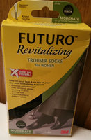 FUTURO Revitalizing Trouser Socks for Women uploaded by Circumspect 4.