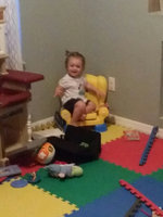 Fisher Price Fisher-Price Laugh and Learn Smart Stages Chair uploaded by Kristin a.