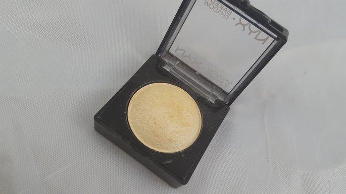 NYX Cosmetics Baked Eye Shadow uploaded by Gabrielle H.