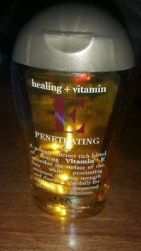 Ogx OGX Penetrating Oil, Healing + Vitamin E, 3.3 oz uploaded by Amanda G.