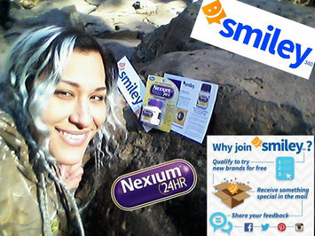 Nexium 24HR Capsules - 14 Count uploaded by Victoria V.