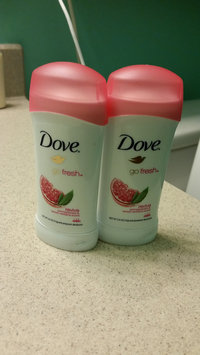 Dove Anti-Perspirant Deodorant uploaded by Sherry Ann H.