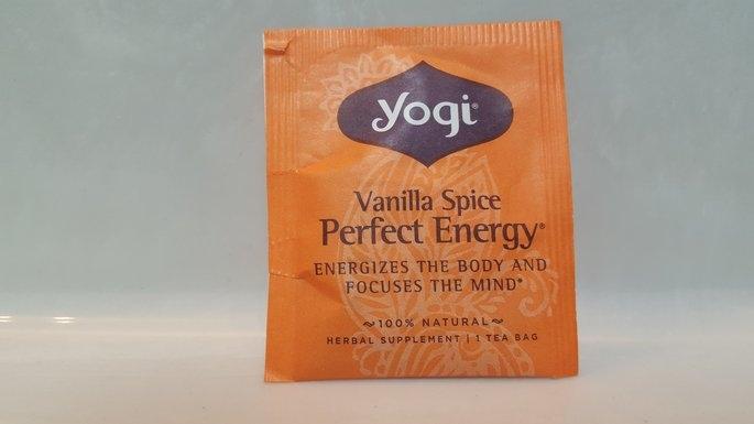 Yogi Tea Vanilla Spice Perfect Energy uploaded by Dia D.