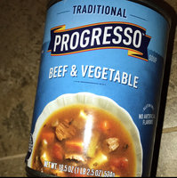 Progresso Traditional Soup Beef & Vegetable uploaded by Crystal G.