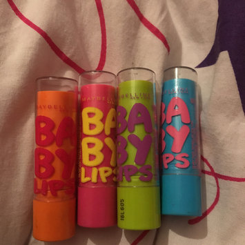 Photo of Maybelline Baby Lips® Moisturizing Lip Balm uploaded by Nela K.