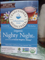 Traditional Medicinals Nighty Night Tea uploaded by kathygraves