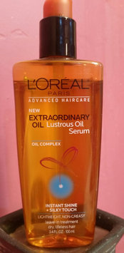 Photo of L'Oréal Paris Advanced Haircare Total Repair 5 Extraordinary Oil (All Hair Types) uploaded by Jacinda B.