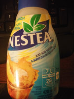 Nestlé Waters North America Inc. Nestea Ice Tea with Lemon Liquid Water Enhancer 1.76 oz uploaded by Sherry F.