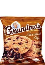 Grandma's Cookies Chocolate Chip Cookies uploaded by Camille Q.