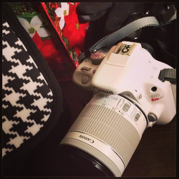 Canon EOS Rebel SL1 18MP Digital SLR Camera with 18-55mm and 75-300mm uploaded by STACY H.