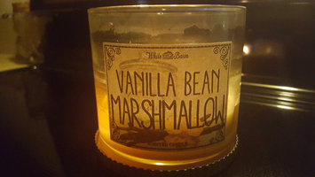 Bath & Body Works White Barn 1 X Bath & Body Works Vanilla Bean Marshmallow Candle 14.5 oz 3 Wick White Barn Market uploaded by Sara S.