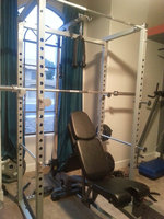 Yes4All Tricep V Shaped Press Down Bar / Closed Handle Cable Attachments [V-Shape] uploaded by Kimberly F.
