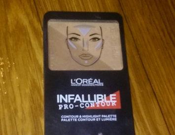 L'Oréal Paris Infallible Pro Contour Palette Light/Clair 0.24 oz. Compact uploaded by Betty B.