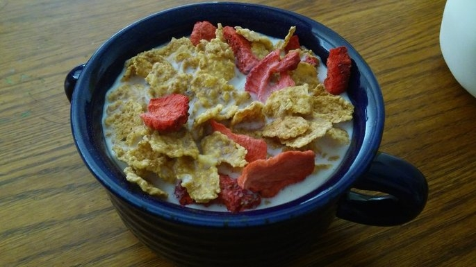 Kellogg's Special K Red Berries Cereal uploaded by Sarah R.