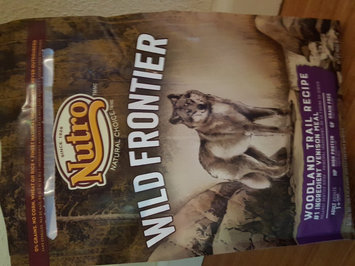 Photo of NUTRO™ Natural Choice™ Wild Frontier Woodland Trail Recipe Dog Food 24 lb. Bag uploaded by Britani L.