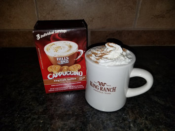 Photo of Hills Bros. Cappuccino Single Serve Cups, Salted Caramel uploaded by Alma B.