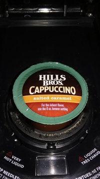 Photo of Hills Bros. Cappuccino Single Serve Cups, Salted Caramel uploaded by Stephany B.