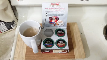 Photo of Hills Bros. Cappuccino Single Serve Cups, Salted Caramel uploaded by Crystal G.