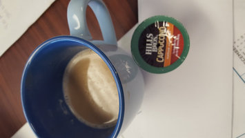 Photo of Hills Bros. Cappuccino Single Serve Cups, Salted Caramel uploaded by Becky A.