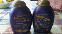 OGX® Biotin & Collagen Conditioner uploaded by Genieva S.