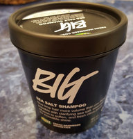 LUSH Big Sea Salt Shampoo uploaded by Crystal C.