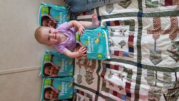 Pampers Swaddlers Diapers  uploaded by Rebecca M.
