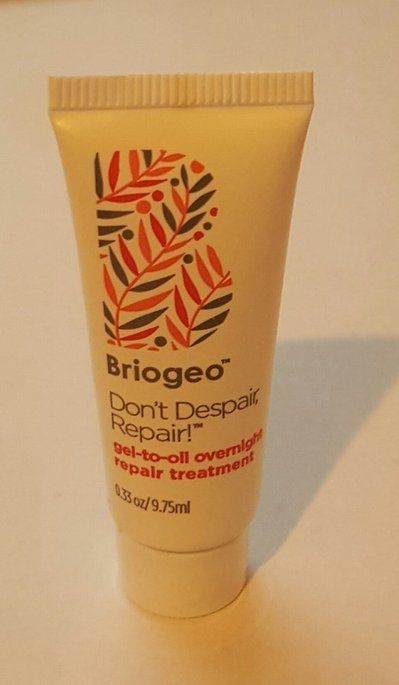 Briogeo Don't Despair, Repair! Gel-to-Oil Overnight Repair Treatment uploaded by Amanda L.