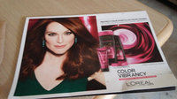 L'Oréal Paris Advanced Haircare Color Vibrancy Nourishing Conditioner uploaded by Tara U.