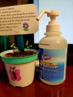 Clorox Unscented Moisturizing Hand Sanitizer, 500-ml uploaded by Angela H.