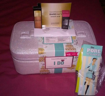 Photo of BareMinerals I Do 7 Pc Makeup Kit uploaded by War-Paintz J.