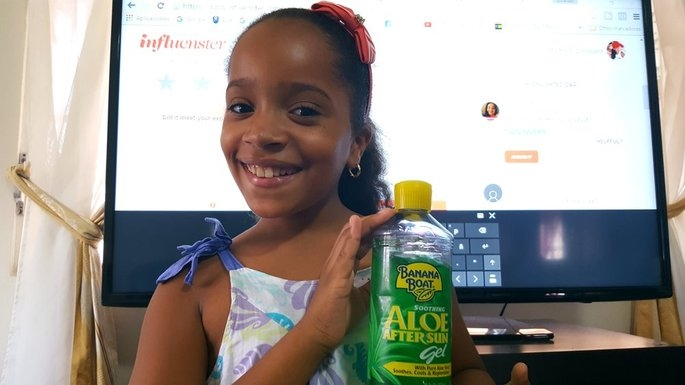 Banana Boat Soothing Aloe After Sun Gel uploaded by Maythe O.