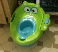 Summer Infant Hippo Tales Potty - 1 ct. uploaded by Jaymee E.