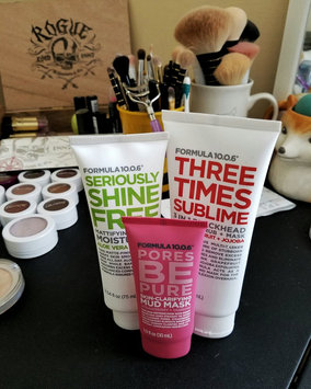 Photo of Formula 10-0-6 Daily Facial Routine Collection uploaded by Erin B.