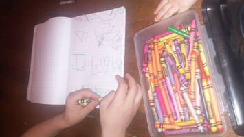 Crayola Crayons  64ct uploaded by Brittany B.