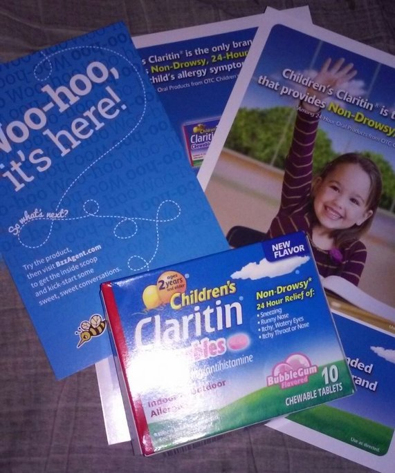 Children's Claritin Chewables uploaded by Molly L.