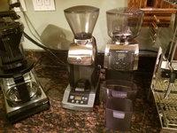 Baratza 586 Virtuoso Coffee Grinder uploaded by Maurice R.