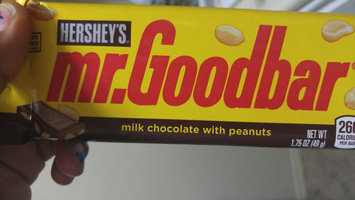 Mr. Goodbar Milk Chocolate with Peanuts Candy Bar uploaded by VERONICA C.