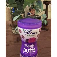 Plum Organics Super Puffs® Super Purples: Blueberry With Purple Sweet Potato uploaded by Keshia H.