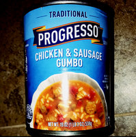 Progresso™ Traditional Chicken & Sausage Gumbo Soup uploaded by Crystal G.