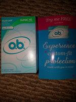 o.b. OB OB Super Tampon uploaded by Ydelin B.