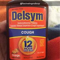 Delsym Cough Suppressant Liquid Orange-Flavored uploaded by swetha K.