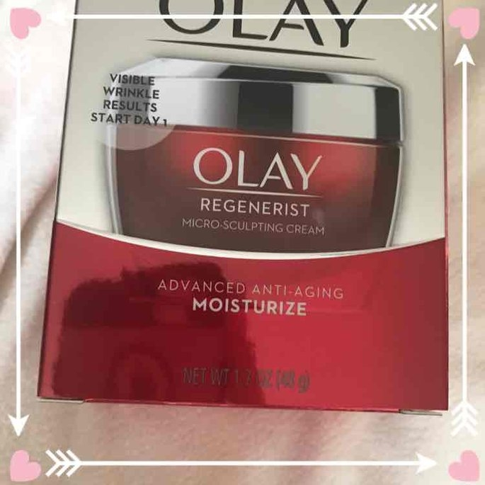Olay Regenerist Micro-Sculpting Cream uploaded by Samantha G.
