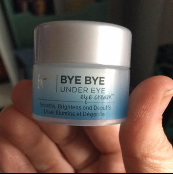 IT Cosmetics Bye Bye Under Eye Eye Cream(TM) Smooths, Brightens, Depuffs 0.5 oz uploaded by Christine P.