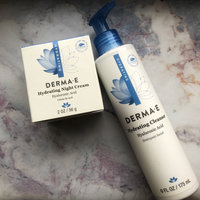 derma e Hydrating Night Crème with Hyaluronic Acid uploaded by Elena N.