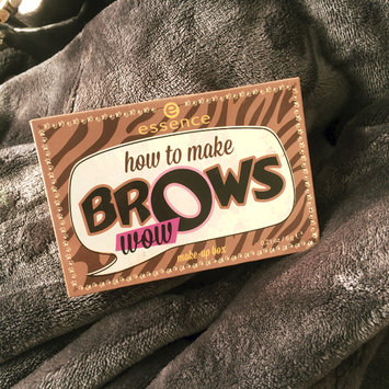 Photo of Essence How to Make Brows Wow Make-up Box uploaded by Inaam&Alyssa ..